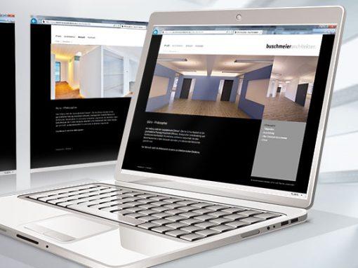 Buschmeier<br> Architektur im Netz